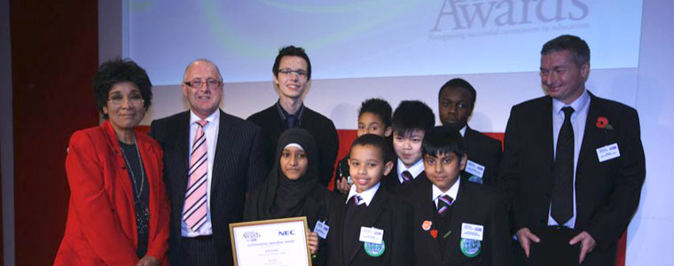 Morgan Law Recruitment For Bethnal Green Academy