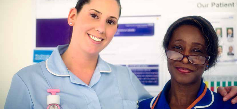 Morgan Law recruitment for the Royal Surrey County Hospital NHS Trust